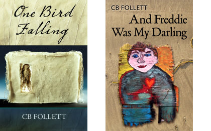 new books by Laura Horn and CB Follett